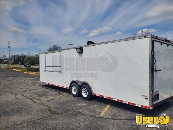 Food Concession Trailer Concession Trailer Arkansas for Sale