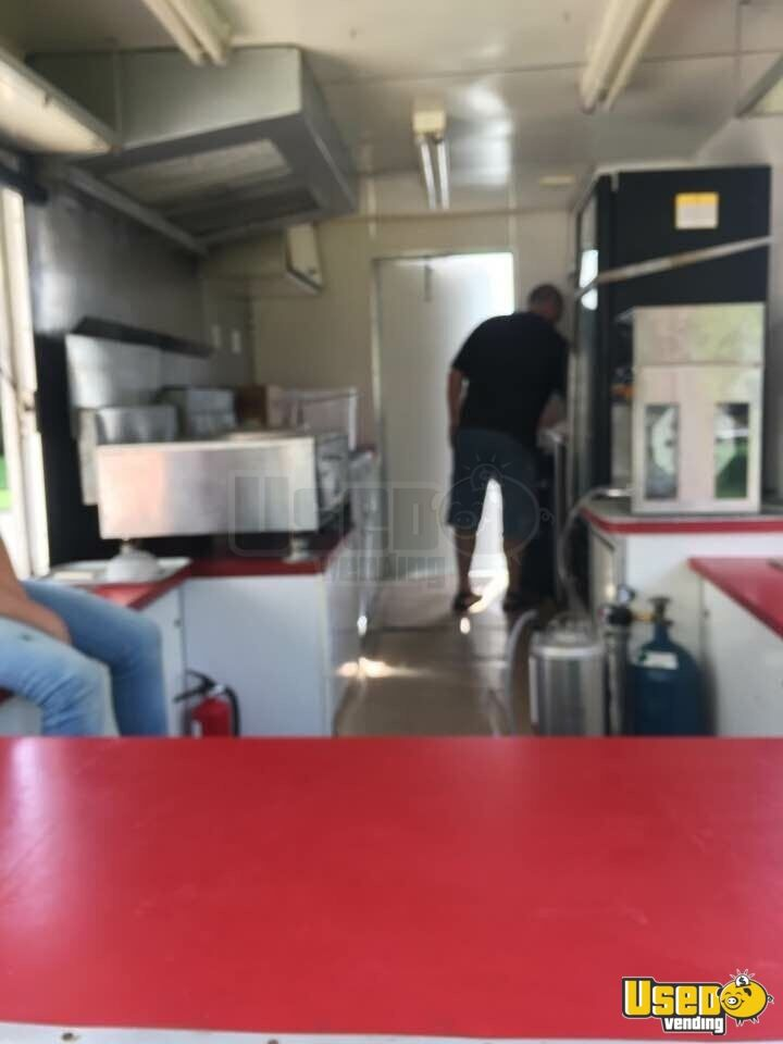 Food Concession Trailer Concession Trailer Awning Ohio for Sale - 5