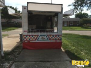 Food Concession Trailer Concession Trailer Cabinets Ohio for Sale