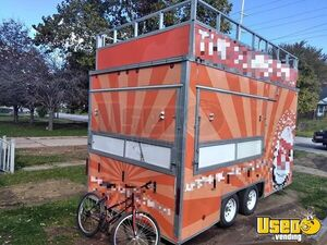Food Concession Trailer Concession Trailer Concession Window Indiana for Sale