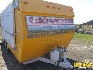 Food Concession Trailer Concession Trailer Deep Freezer Wyoming for Sale