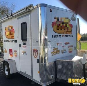 Food Concession Trailer Concession Trailer Delaware for Sale