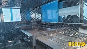 Food Concession Trailer Concession Trailer Diamond Plated Aluminum Flooring Pennsylvania for Sale