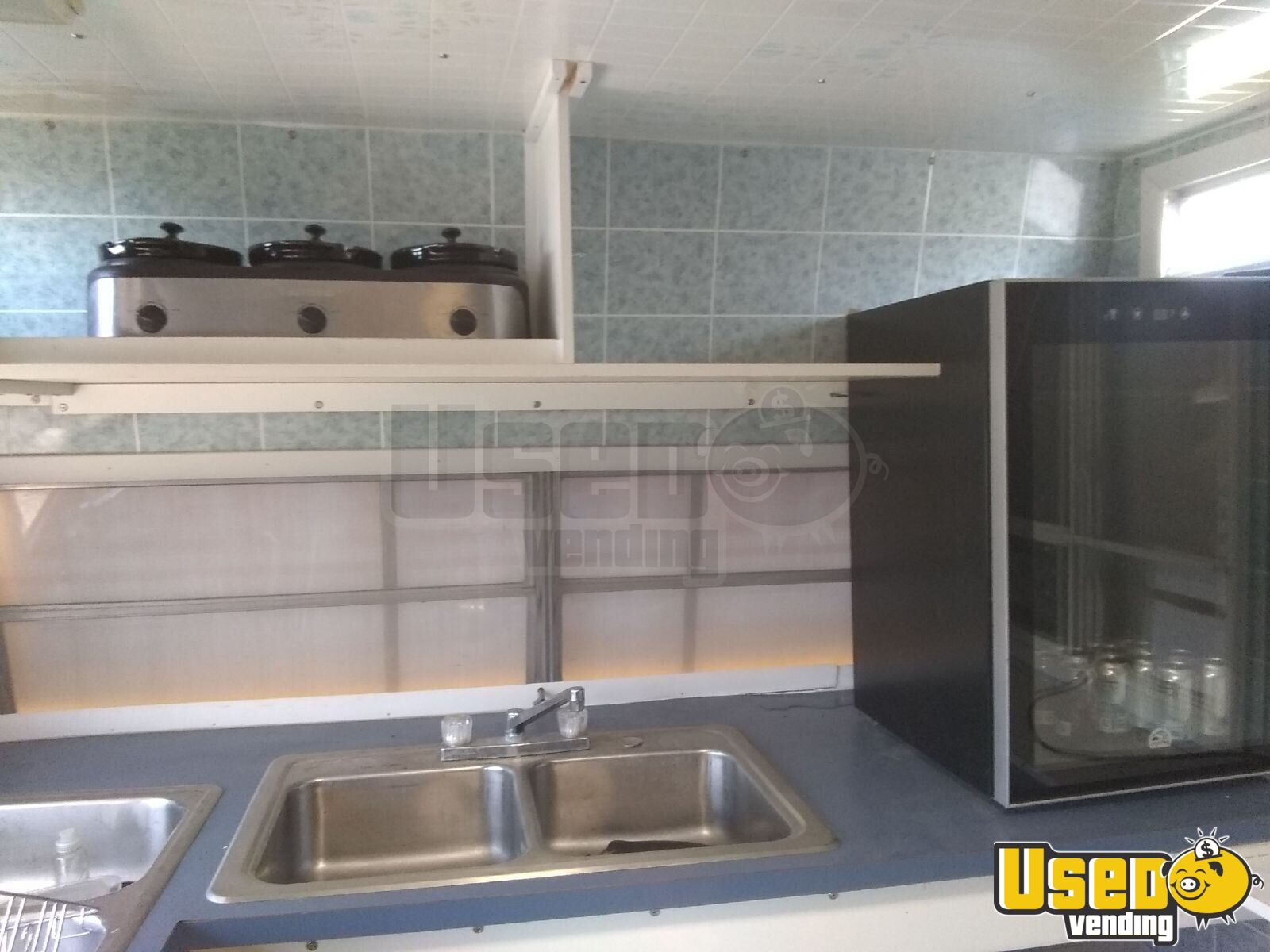 Food Concession Trailer Concession Trailer Exhaust Fan Wyoming for Sale - 13