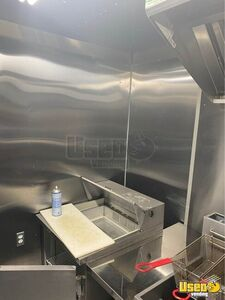 Food Concession Trailer Concession Trailer Exterior Customer Counter Florida for Sale