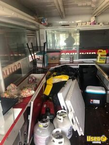 Food Concession Trailer Concession Trailer Exterior Customer Counter Oklahoma for Sale
