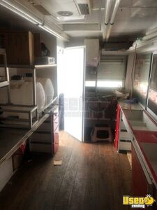 Food Concession Trailer Concession Trailer Hand-washing Sink Oklahoma for Sale