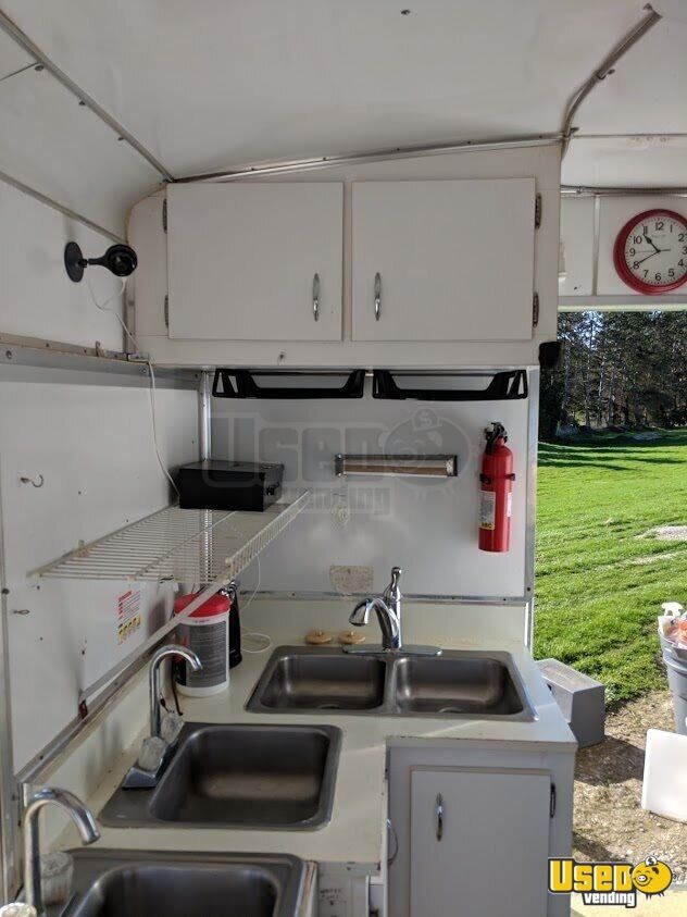 Food Concession Trailer Concession Trailer Hot Dog Warmer Michigan for Sale - 6