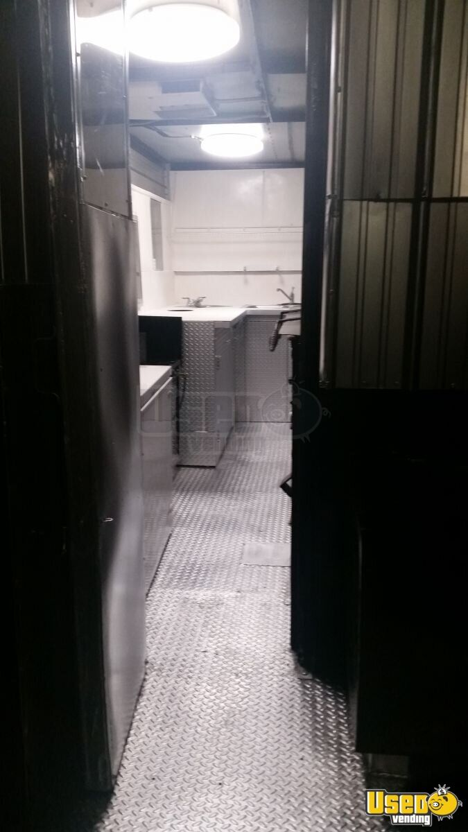 Food Concession Trailer Concession Trailer Insulated Walls Texas for Sale - 7