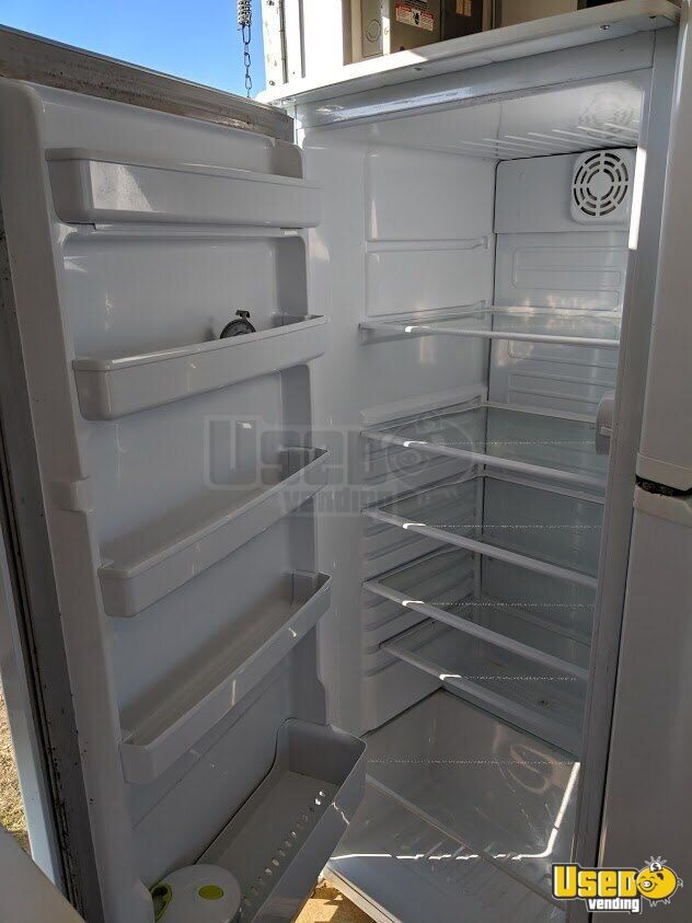 Food Concession Trailer Concession Trailer Interior Lighting Michigan for Sale - 9
