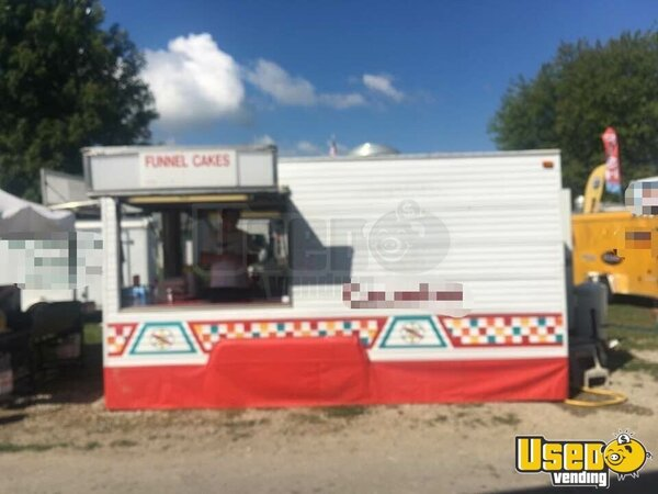 Food Concession Trailer Concession Trailer Ohio for Sale