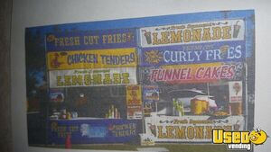 Food Concession Trailer Concession Trailer Open Signage New York for Sale