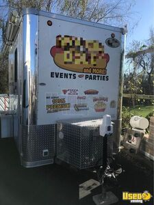 Food Concession Trailer Concession Trailer Oven Delaware for Sale