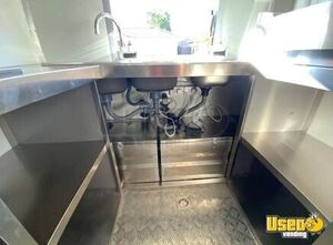 Food Concession Trailer Concession Trailer Stainless Steel Wall Covers Arizona for Sale
