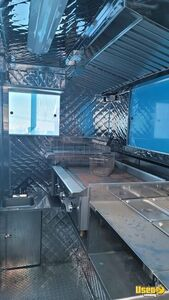 Food Concession Trailer Concession Trailer Stainless Steel Wall Covers Pennsylvania for Sale