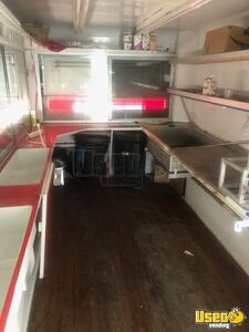 Food Concession Trailer Concession Trailer Triple Sink Oklahoma for Sale