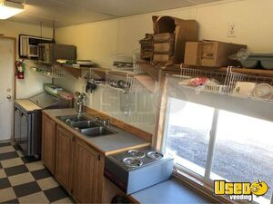 Food Concession Trailer Concession Trailer Upright Freezer Oregon for Sale