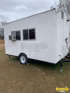 Food Concession Trailer Kitchen Food Trailer Air Conditioning Oklahoma for Sale