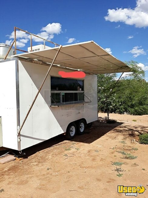Food Concession Trailer Kitchen Food Trailer Arizona for Sale