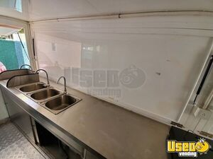Food Concession Trailer Kitchen Food Trailer Breaker Panel California for Sale