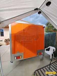 Food Concession Trailer Kitchen Food Trailer Cabinets California for Sale