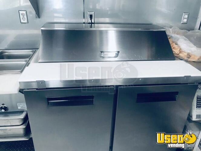 Food Concession Trailer Kitchen Food Trailer Chargrill Utah for Sale - 7