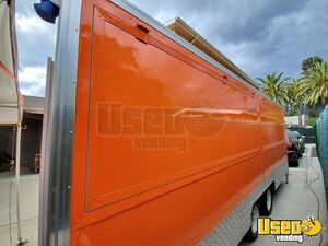 Food Concession Trailer Kitchen Food Trailer Concession Window California for Sale