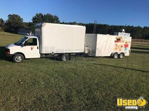 Food Concession Trailer Kitchen Food Trailer Concession Window South Carolina Gas Engine for Sale