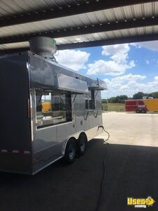 Food Concession Trailer Kitchen Food Trailer Concession Window Texas for Sale