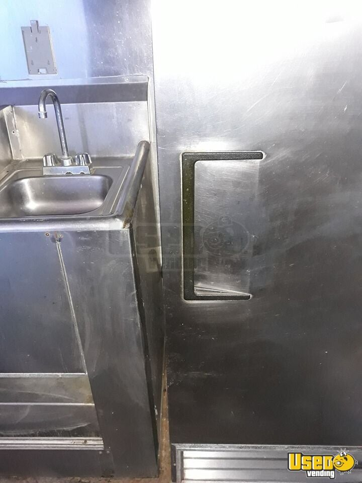 Food Concession Trailer Kitchen Food Trailer Exhaust Hood Arizona for Sale - 9