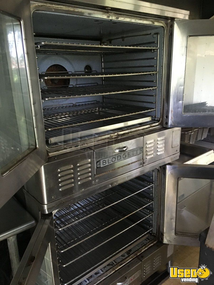 Food Concession Trailer Kitchen Food Trailer Exhaust Hood Arkansas for Sale - 11
