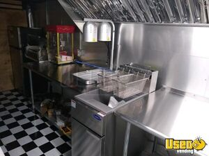 Food Concession Trailer Kitchen Food Trailer Exhaust Hood Florida for Sale