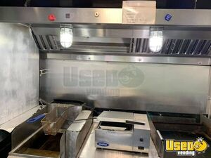 Food Concession Trailer Kitchen Food Trailer Exhaust Hood Virginia for Sale