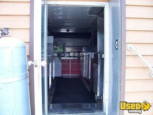 Food Concession Trailer Kitchen Food Trailer Exterior Customer Counter Ohio for Sale