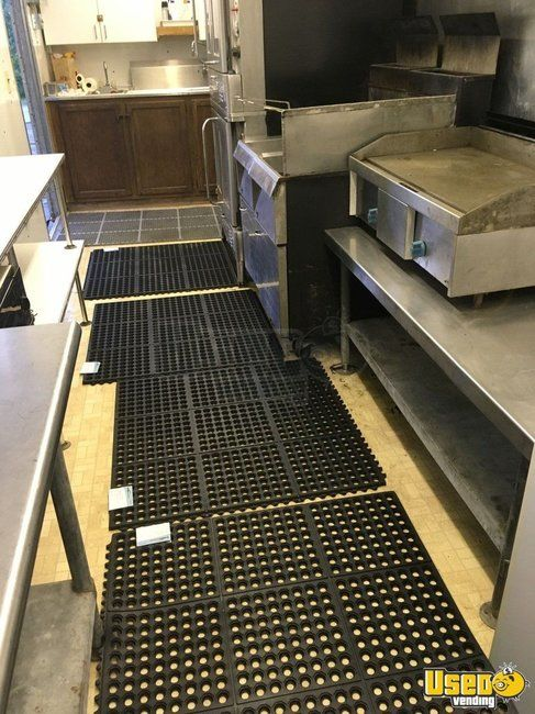 Food Concession Trailer Kitchen Food Trailer Flatgrill Arkansas for Sale