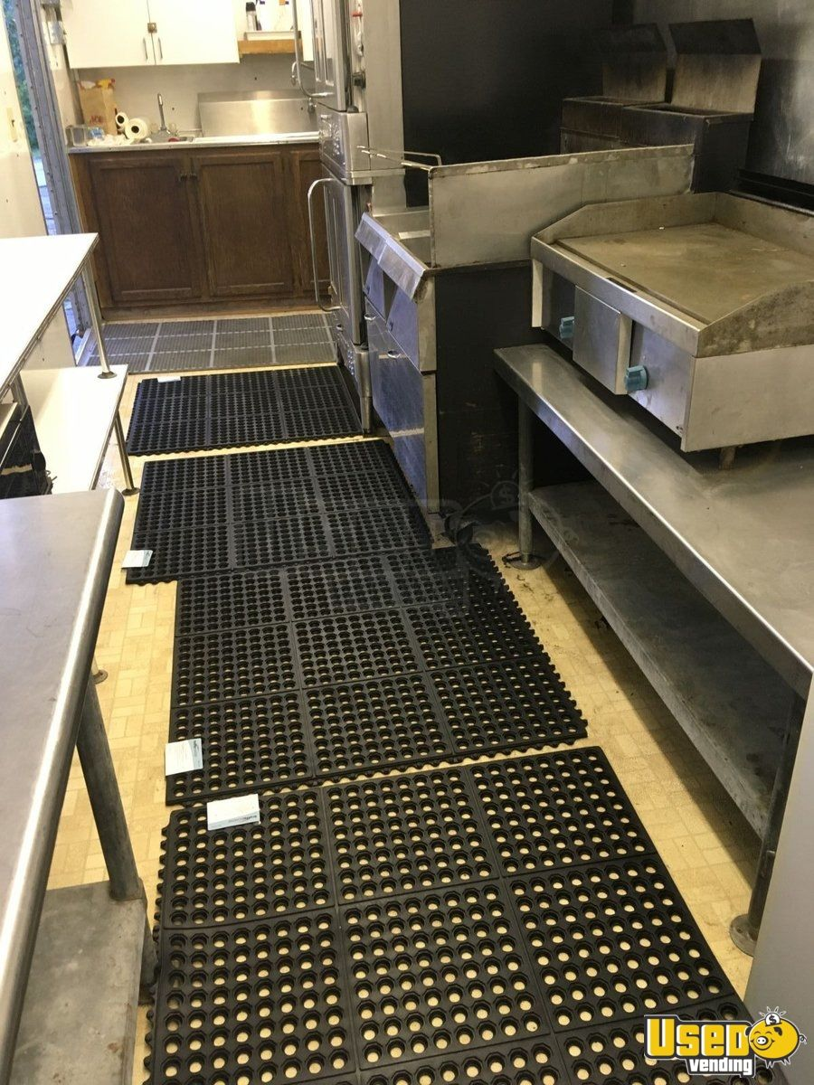 Food Concession Trailer Kitchen Food Trailer Flatgrill Arkansas for Sale - 8