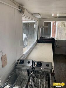 Food Concession Trailer Kitchen Food Trailer Flatgrill Michigan for Sale