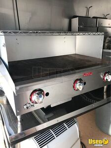 Food Concession Trailer Kitchen Food Trailer Flatgrill South Carolina Gas Engine for Sale
