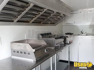 Food Concession Trailer Kitchen Food Trailer Food Warmer Pennsylvania for Sale