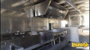 Food Concession Trailer Kitchen Food Trailer Fryer Virginia for Sale