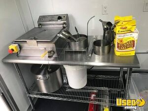 Food Concession Trailer Kitchen Food Trailer Generator Texas for Sale