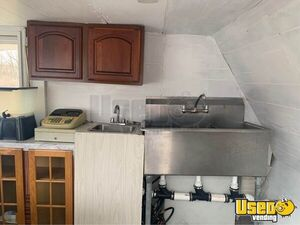 Food Concession Trailer Kitchen Food Trailer Hot Water Heater Michigan for Sale