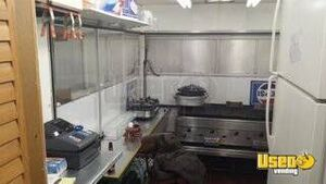 Food Concession Trailer Kitchen Food Trailer Interior Lighting Massachusetts for Sale