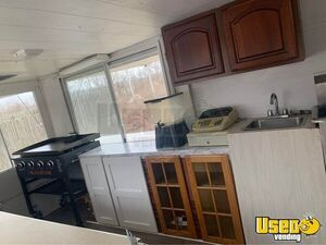 Food Concession Trailer Kitchen Food Trailer Interior Lighting Michigan for Sale