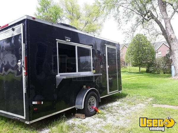 Food Concession Trailer Kitchen Food Trailer Pennsylvania for Sale