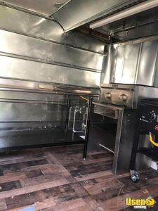 Food Concession Trailer Kitchen Food Trailer Propane Tank Florida for Sale