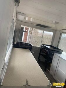 Food Concession Trailer Kitchen Food Trailer Propane Tank Michigan for Sale