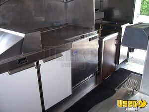 Food Concession Trailer Kitchen Food Trailer Propane Tank Ohio for Sale