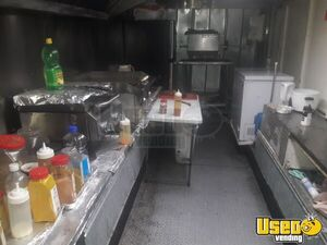 Food Concession Trailer Kitchen Food Trailer Upright Freezer Tennessee for Sale