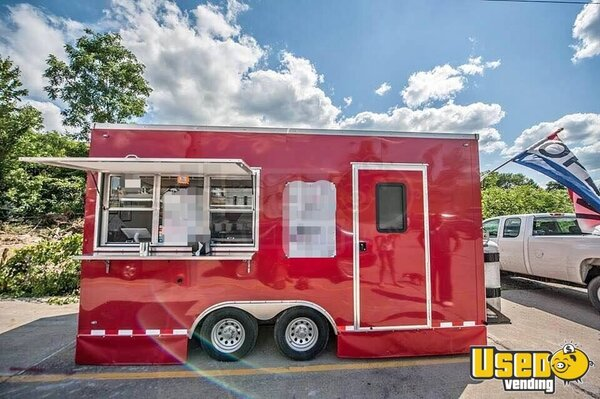 Food Concession Trailer Kitchen Food Trailer West Virginia for Sale